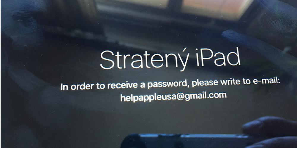 Vydierači zablokovali naše iPhony aiPady a pýtajú peniaze. Apple má problém.