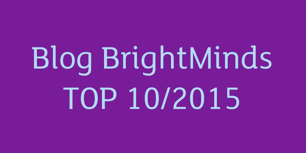 Najúspešnejšie články na Blogu BrightMinds za minulý rok