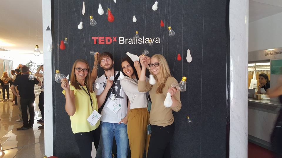 TEDxBratislava našimi očami