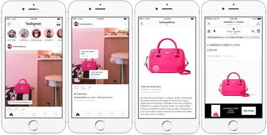 Instagram ponúka jednoduchší nákup v eShopoch
