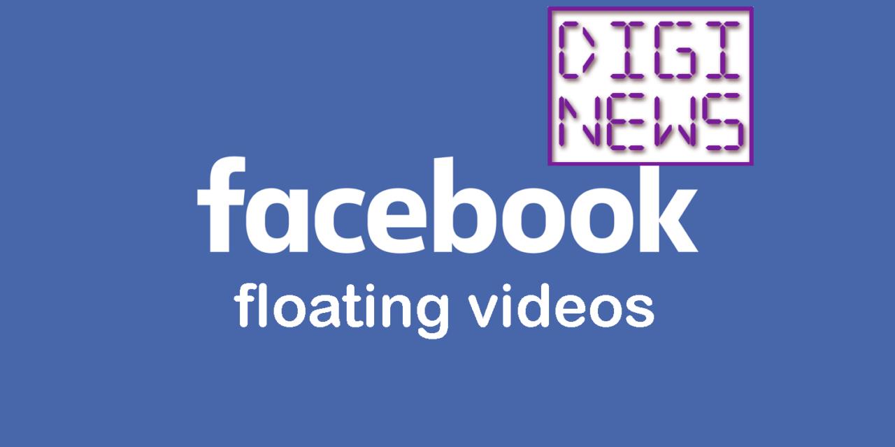 """Facebook spúšťa """"floating videos"""" aj na Slovensku"""