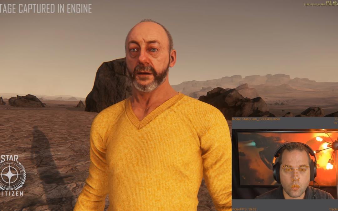 Faceware – nevídané ovládanie tváre avatara