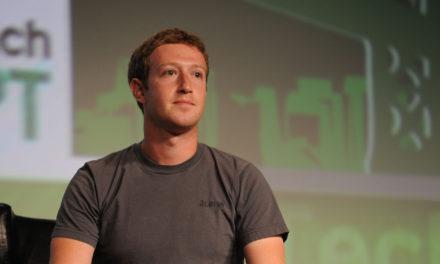 Novoročné predsavzatia podľa Marka Zuckerberga