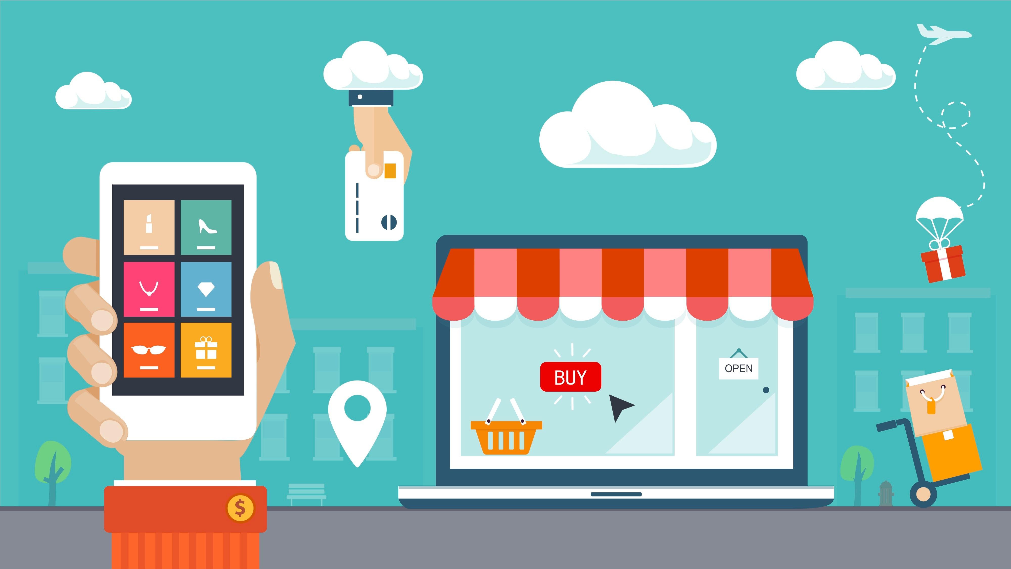 Fenomén eCommerce: Súčasnosť a trendy pre rok 2018