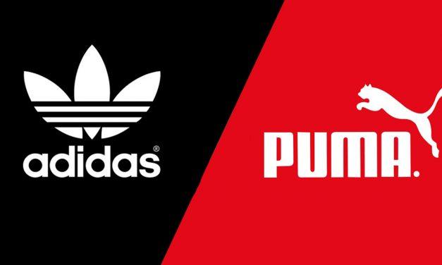 Súboj titanov: Adidas vs. Puma