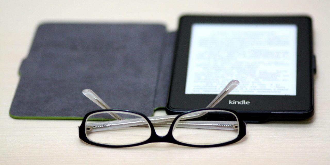 Získal som čítačku Kindle. Čo ďalej? (tipy atriky)