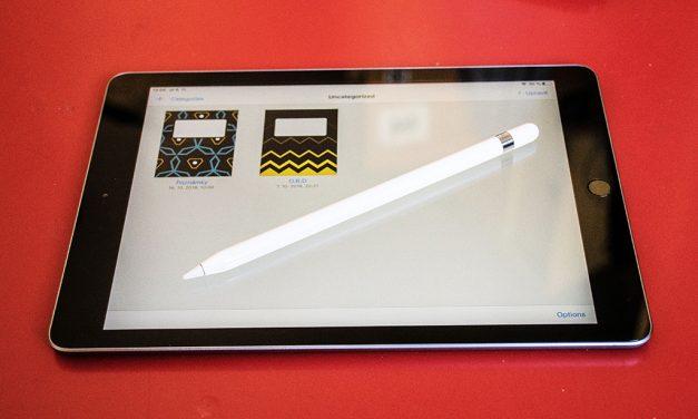Najlepšie aplikácie pre Apple Pencil