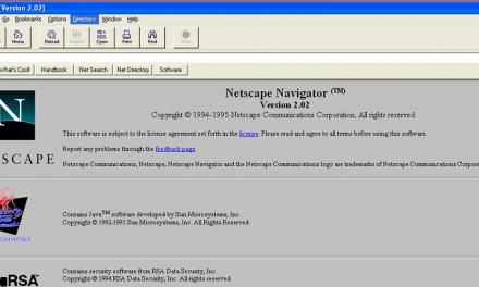 Softvérové múzeum, prehliadka 2: Prichádza internet!