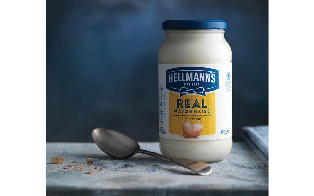 Modrá stuha alebo príbeh majonézy Hellmann's