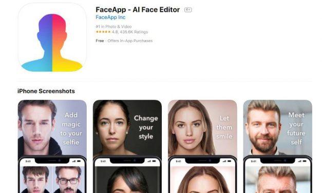 FaceApp alebo o možných rizikách starnutia