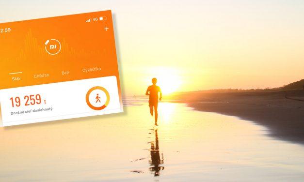 Ekosystém aplikácií pre Xiaomi Mi Band 4: Chudnutie je hra