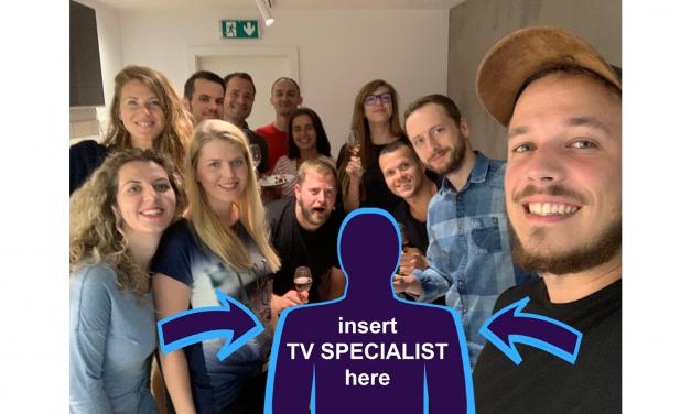 Hľadá sa TV Specialist, The Exchange