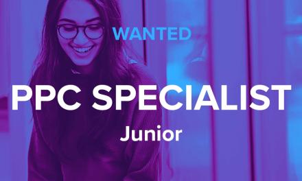 Hľadáme junior PPC špecialistu/ŠPECIALISTKU