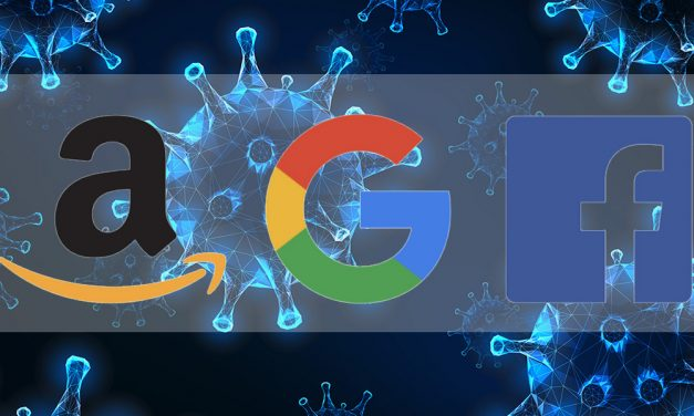 Pandémia Facebooku, Googlu a Amazonu neublížila. Práve naopak.