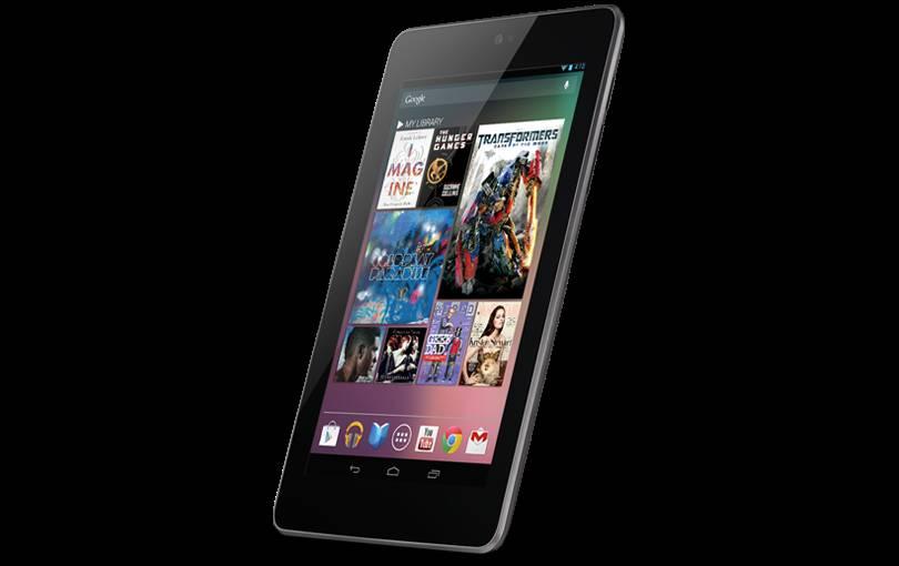 Google Nexus 7 je v UK hitom vo vyhľadávaní, Apple aj tak vedie