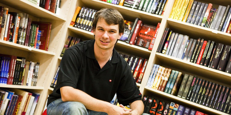 Michal Meško, Martinus: Na Slovensku vychádza príliš veľa kníh