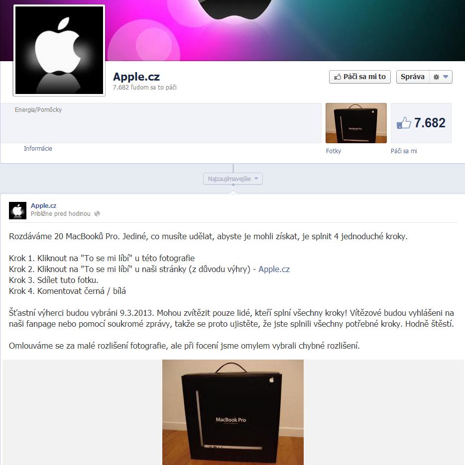 apple.cz
