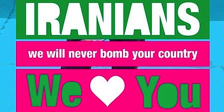 Izrael miluje Irán – Sila lásky a Facebooku