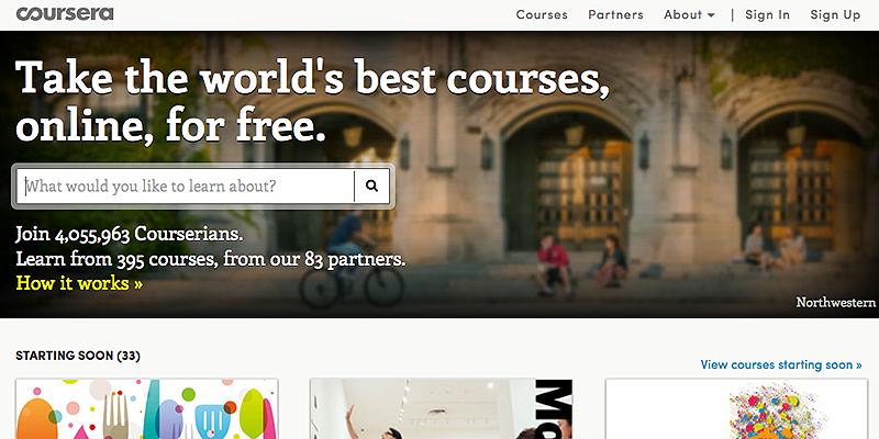 Coursera: Kurzy prestížnych univerzít na dosah