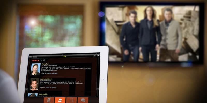 Druhá obrazovka: spoločník pri TV
