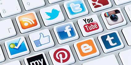 Sociálne médiá sú internetom dneška