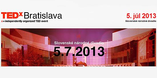 Naša sociálno-mediálna úderka o TEDxBratislava